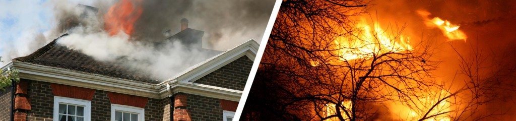 Fire Damage Restoration in Evanston, Chicago, Northfield, Skokie